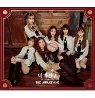 GFRIEND - 4th Mini Album: The Awakening CD (Knight Ver.)