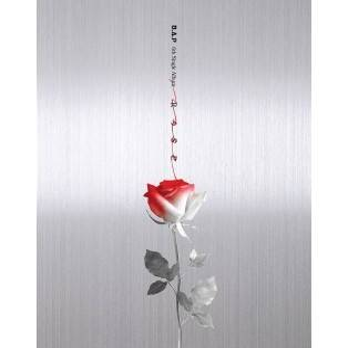 B.A.P - 6th Single Album: Rose CD (A Version)