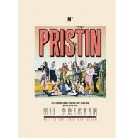 Pristin - 1st Mini Album: Hi! Pristin CD (Version A PRISMATIC)
