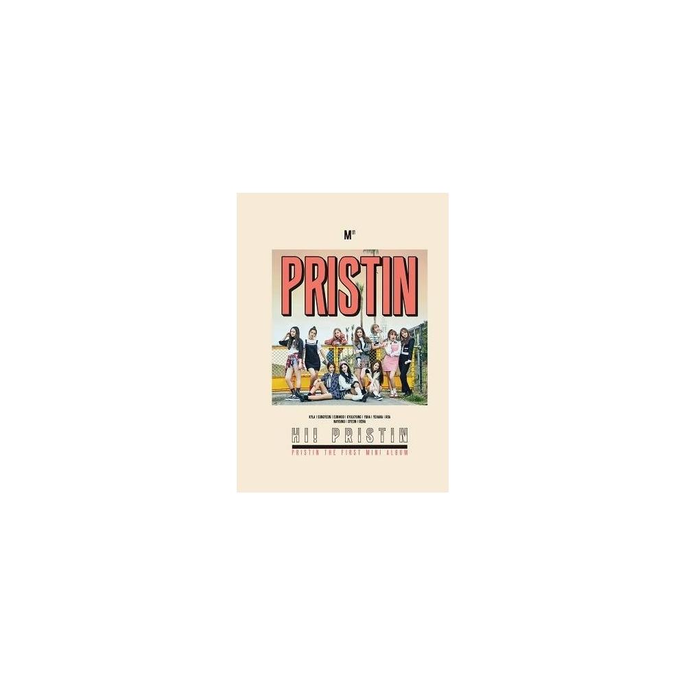 Pristin - 1st Mini Album Hi! Pristin (Ver. A PRISMATIC)