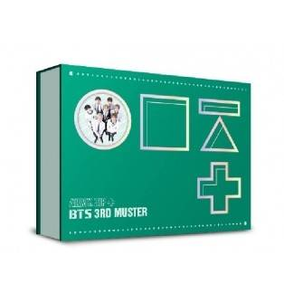 (Package Damaged) BTS - BTS 3rd MUSTER [ARMY ZIP] DVD