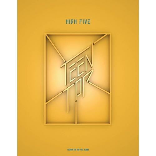 Teen Top - 2nd Album: High Five CD (Offstage Ver.)