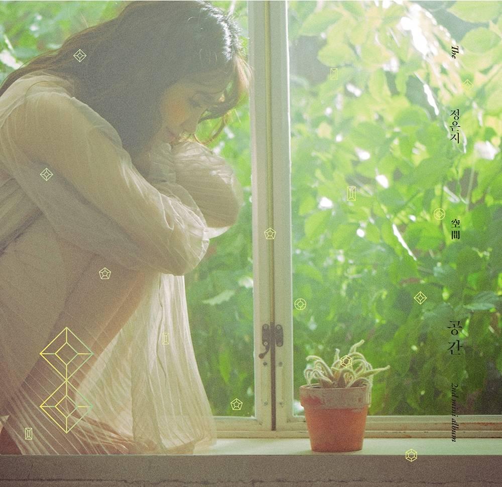 Jeong Eun Ji (Apink) - 2nd Mini Album: Space CD
