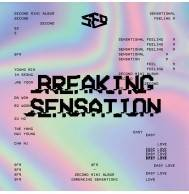 SF9 - 2nd Mini Album Breaking Sensation