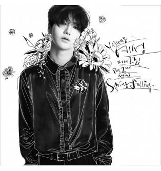 Yesung (Super Junior) - 2nd Mini Album Spring Falling (Normal Edition)