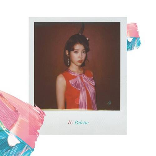 IU - 4th Album: Palette CD
