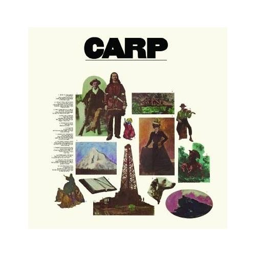 Carp - Carp CD (紙ジャケット仕様)