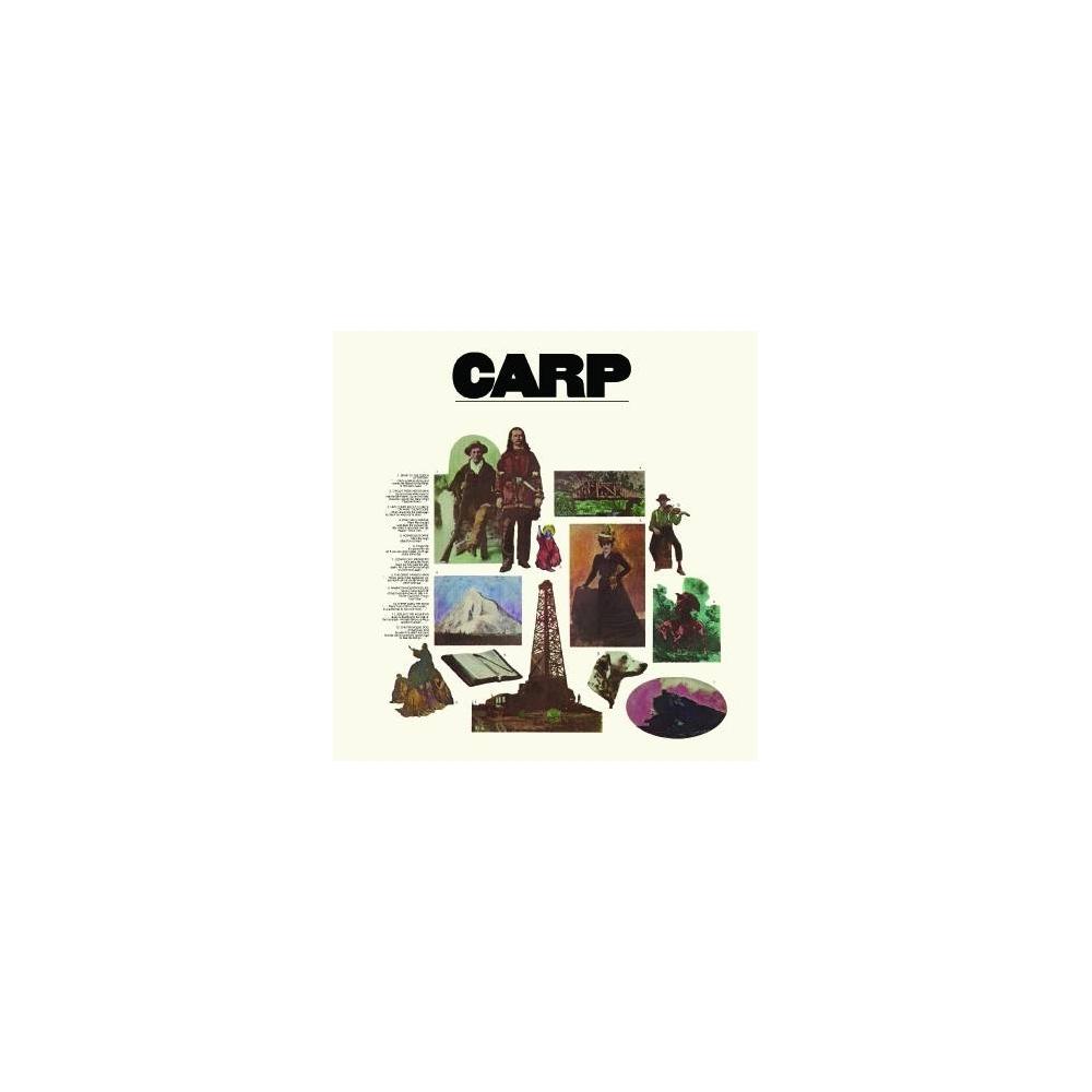 Carp - Carp Mini LP CD