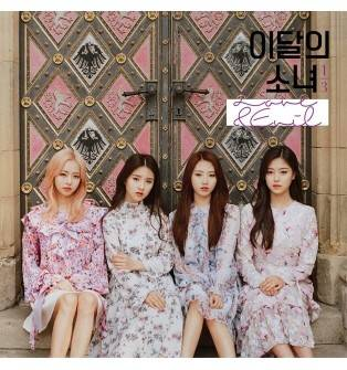 LOONA 1/3 - 1st Mini Album Repackage: Love & Evil A CD (Limited Edition)