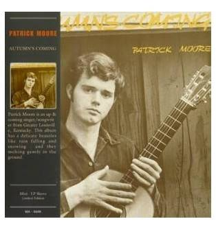 Patrick Moore - Autumn's Coming Mini LP CD
