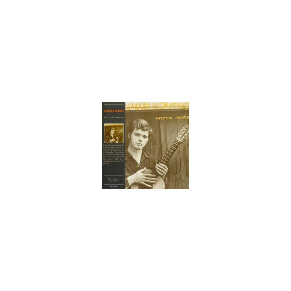 Patrick Moore - Autumn's Coming Mini LP CD