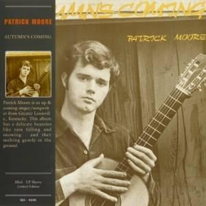 Patrick Moore - Autumn's Coming (紙ジャケット仕様) CD