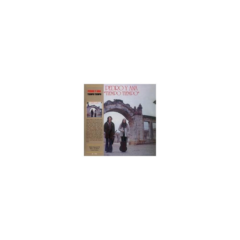 Pedro Y Ana - Tiempo Tiempo Mini LP CD