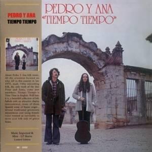 Pedro Y Ana - Tiempo Tiempo (紙ジャケット仕様) CD