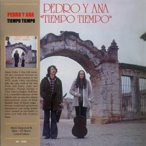Pedro Y Ana - Tiempo Tiempo Mini LP CD