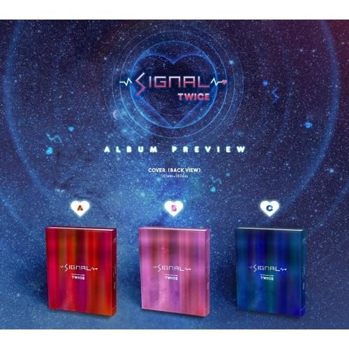 Twice - 4th Mini Album Signal