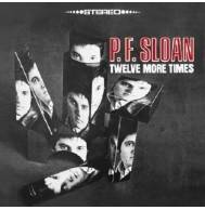 P.F. Sloan - Twelve More Times CD (紙ジャケット仕様)