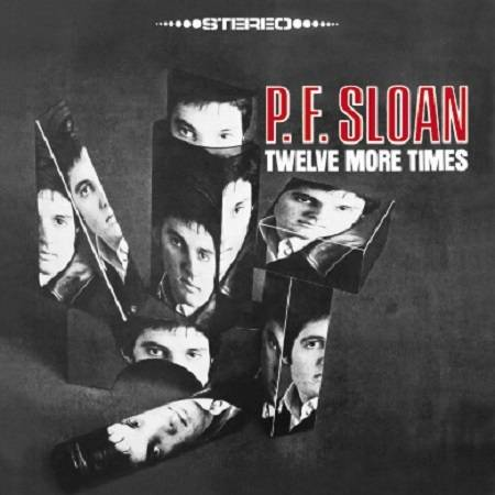 P.F. Sloan - Twelve More Times Mini LP CD