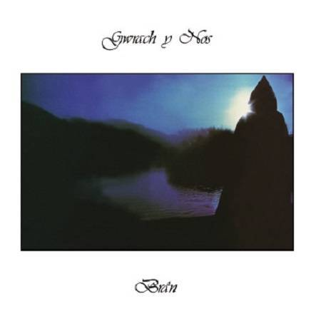Bran - Gwrach Y Nos Mini LP CD