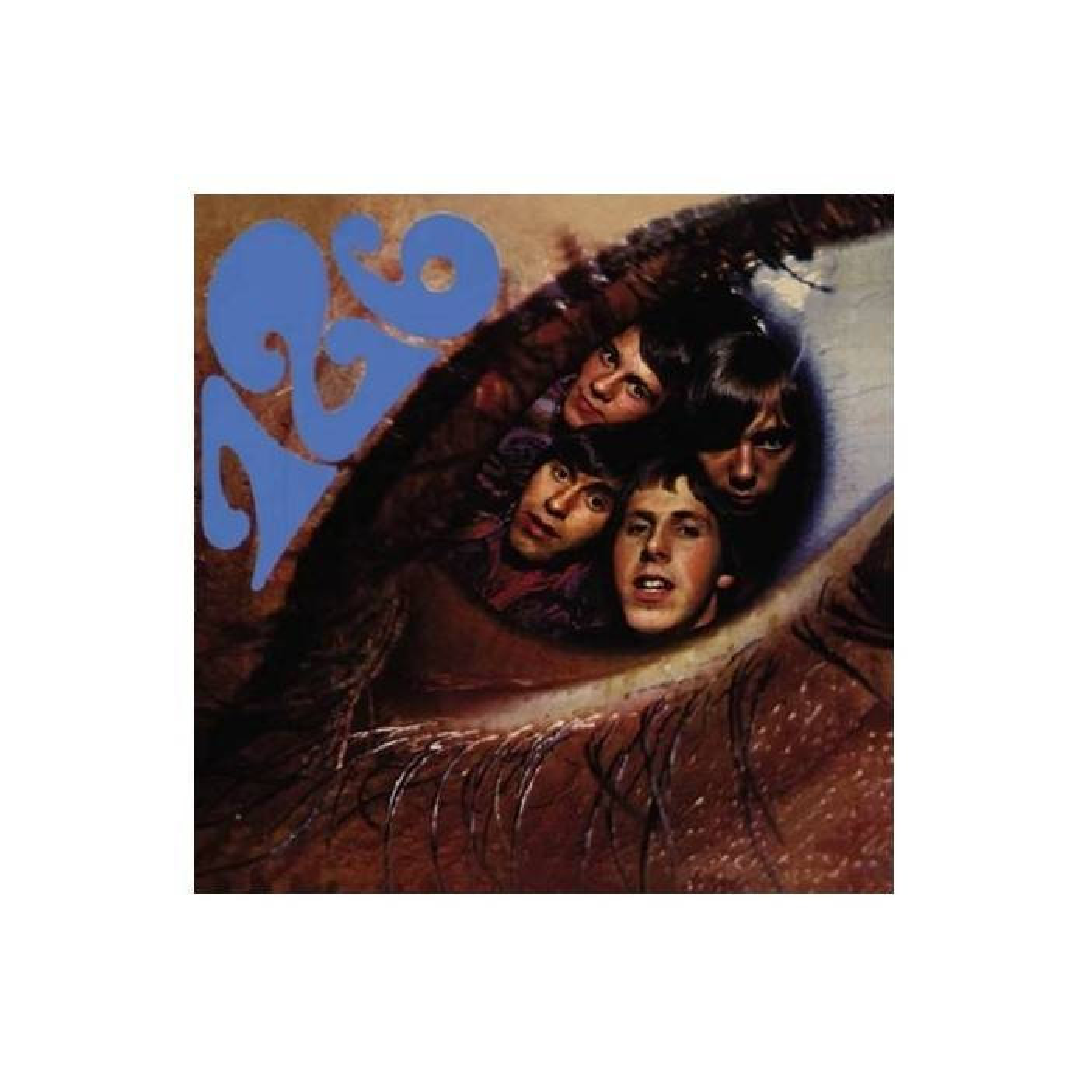 126 - Curtains Falling Mini LP CD