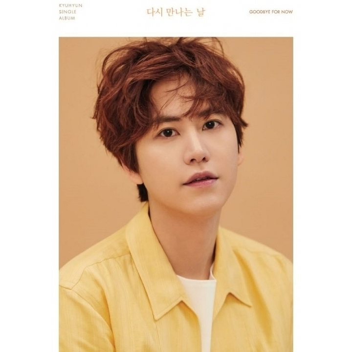 Kyuhyun (Super Junior) - 2nd Single Album: Goodbye For Now CD