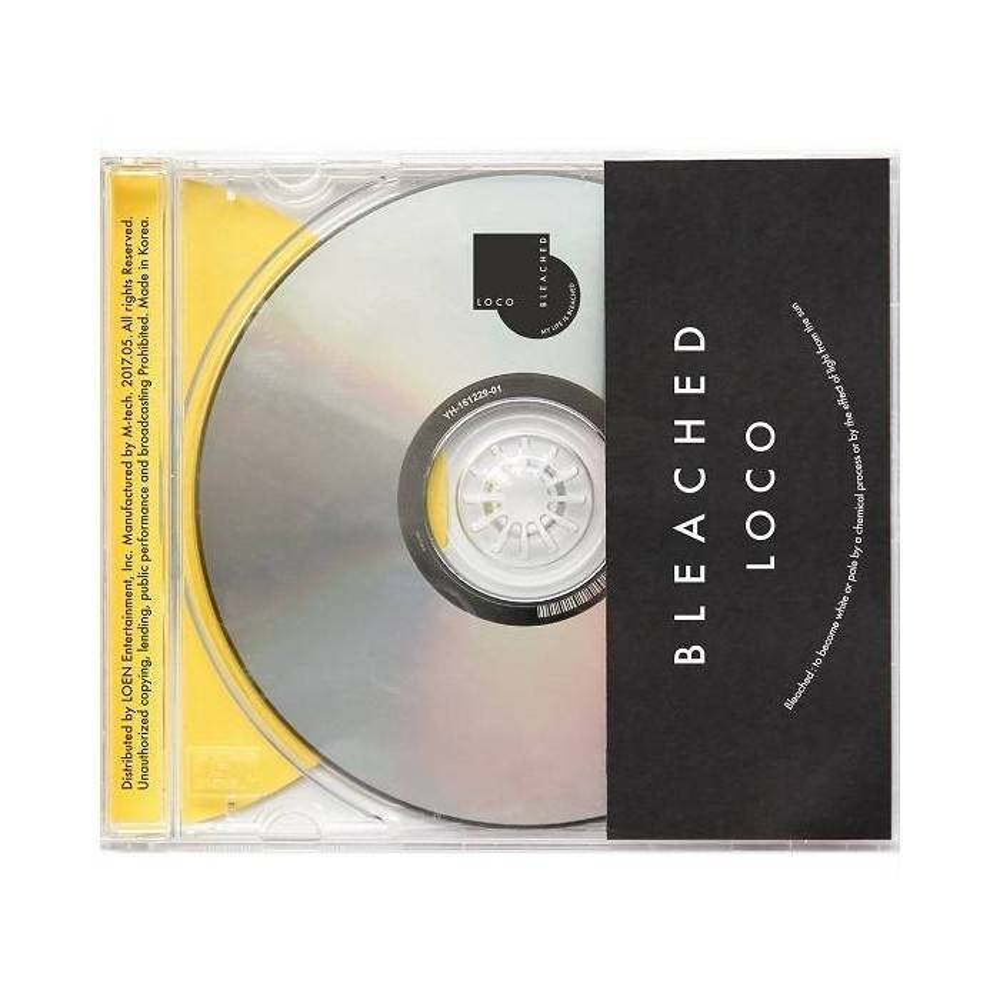 LOCO - 1st Album Bleached