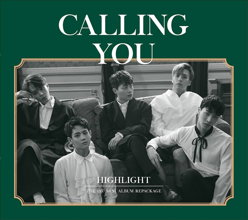 Highlight - 1st Mini Repackage: Calling You CD