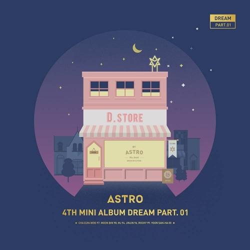 Astro - 4th Mini Album Dream Part. 01 (Night Ver.)