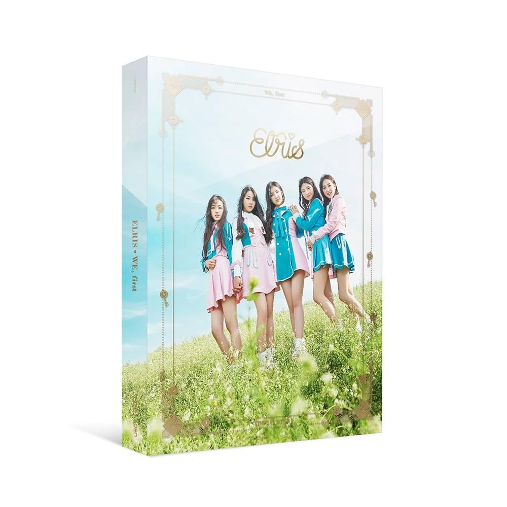 Elris - 1st Mini Album: We, First CD