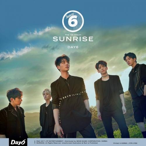 Day6 - 1st Album Sunrise