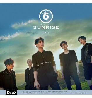 Day6 - 1st Album: Sunrise CD