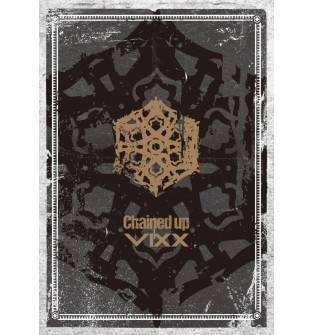 VIXX - 2nd Album Chained up (Freedom Ver.)