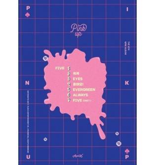 Apink - 6th Mini Album: Pink Up CD (Version B)