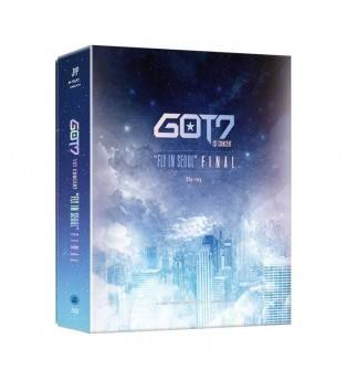 GOT7 - 1st Concert: Fly in Seoul Final Blu-ray Disc
