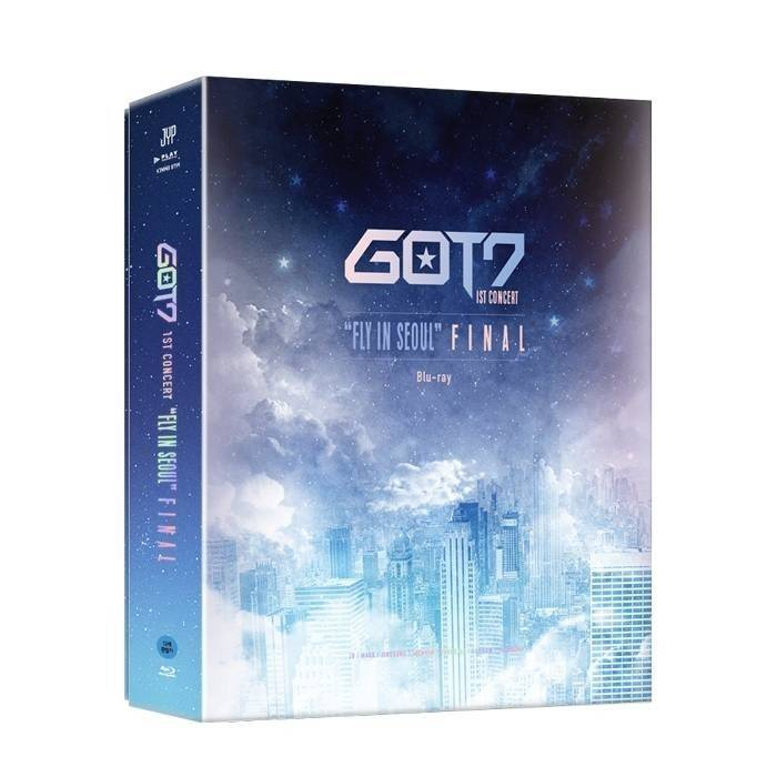 GOT7 - 1st Concert Fly in Seoul Final Blu-ray Disc