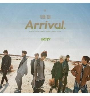 Got7 Flight Log Arrival Cd 11 20 Catchopcd
