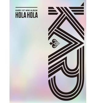 KARD - 1st Mini Album: Hola Hola CD