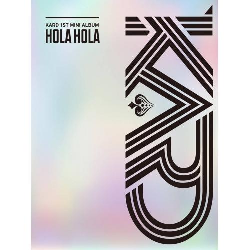 KARD - 1st Mini Album Hola Hola