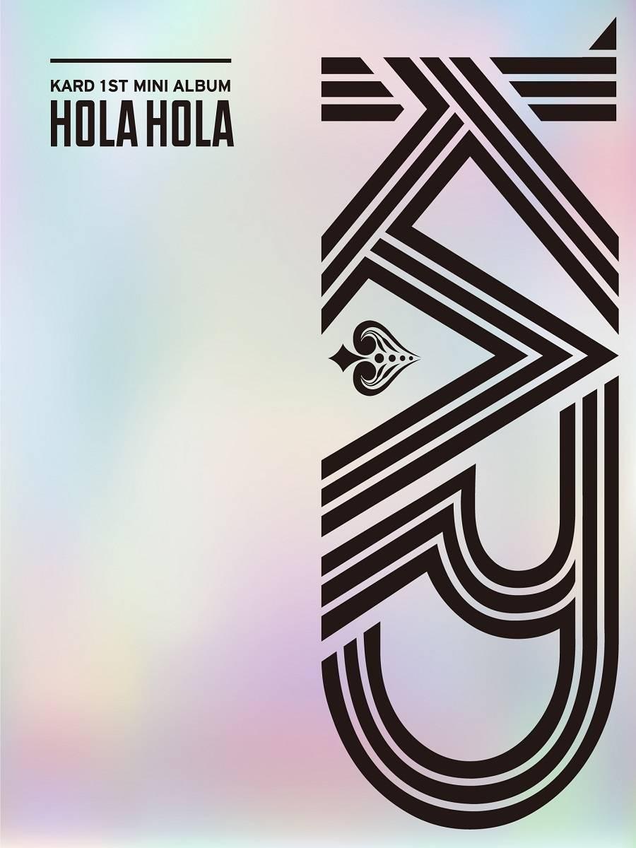KARD - 1st Mini Album: Hola Hola CD