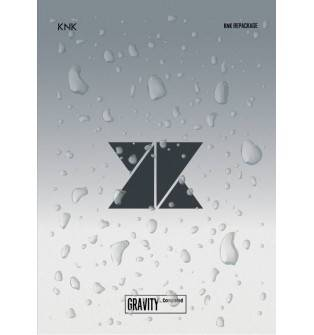 KNK - 2nd Single Album Repackage Gravity,, Completed
