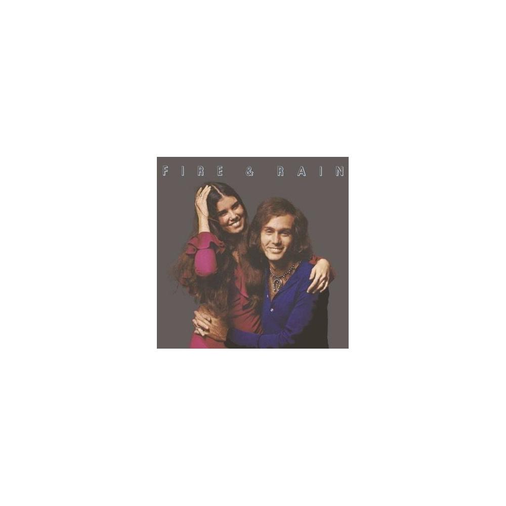 Fire & Rain - Fire & Rain Mini LP CD