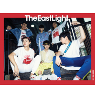 The EastLight - 1st Mini Album: six senses CD