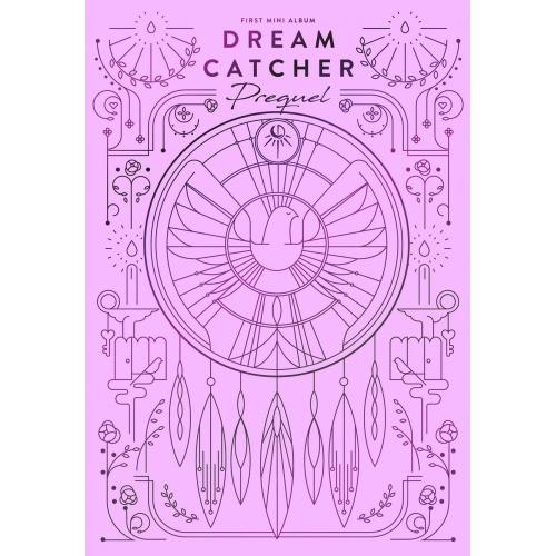 Dream Catcher - 1st Mini Album: Prequel CD (Before Version)