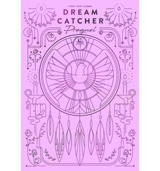 Dream Catcher - 1st Mini Album: Prequel CD (Before Version)