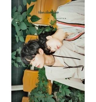 Longguo & Shihyun - 1st Mini Album: the.the.the CD