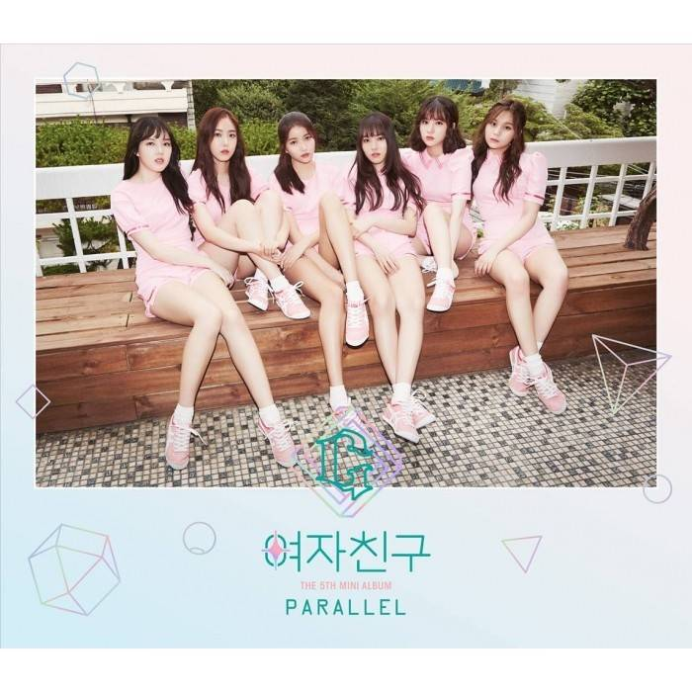 GFRIEND - 5th Mini Album Parallel (Whisper Ver.)