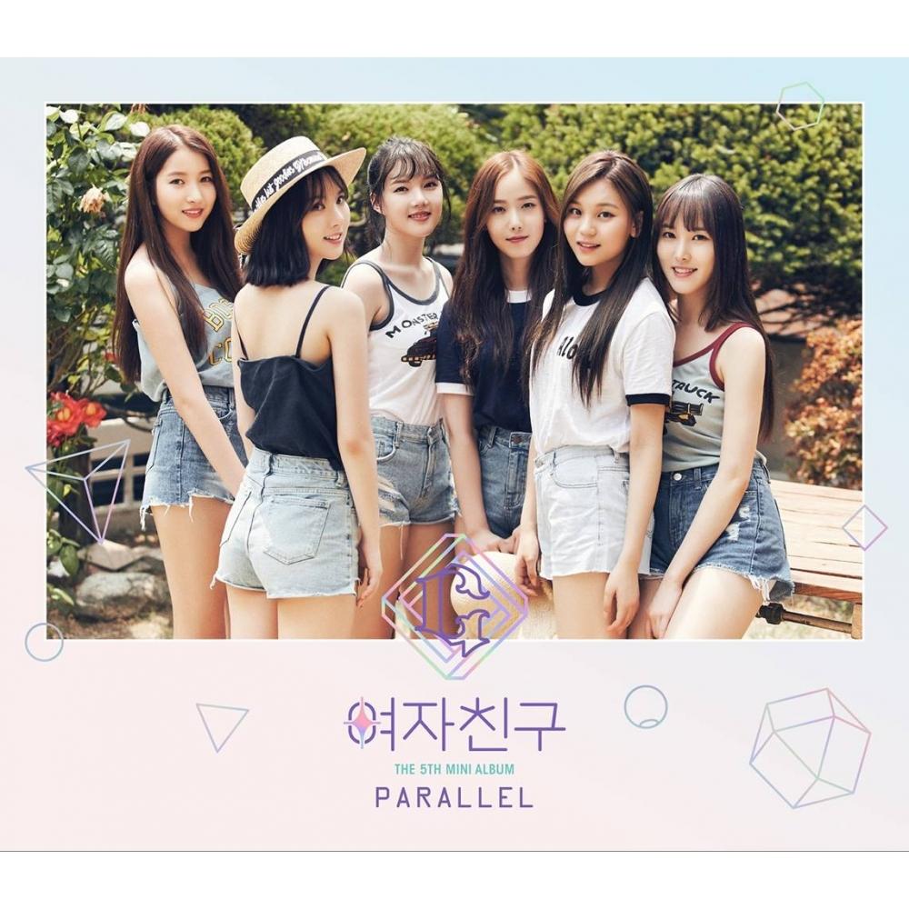GFRIEND - 5th Mini Album Parallel (Love Ver.)