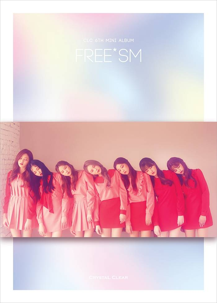 CLC - 6th Mini Album: FREE'SM CD