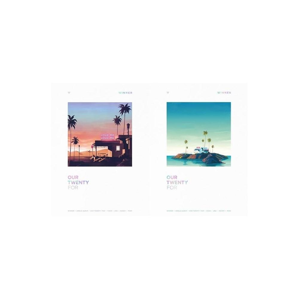 WINNER - Single Album Our Twenty For