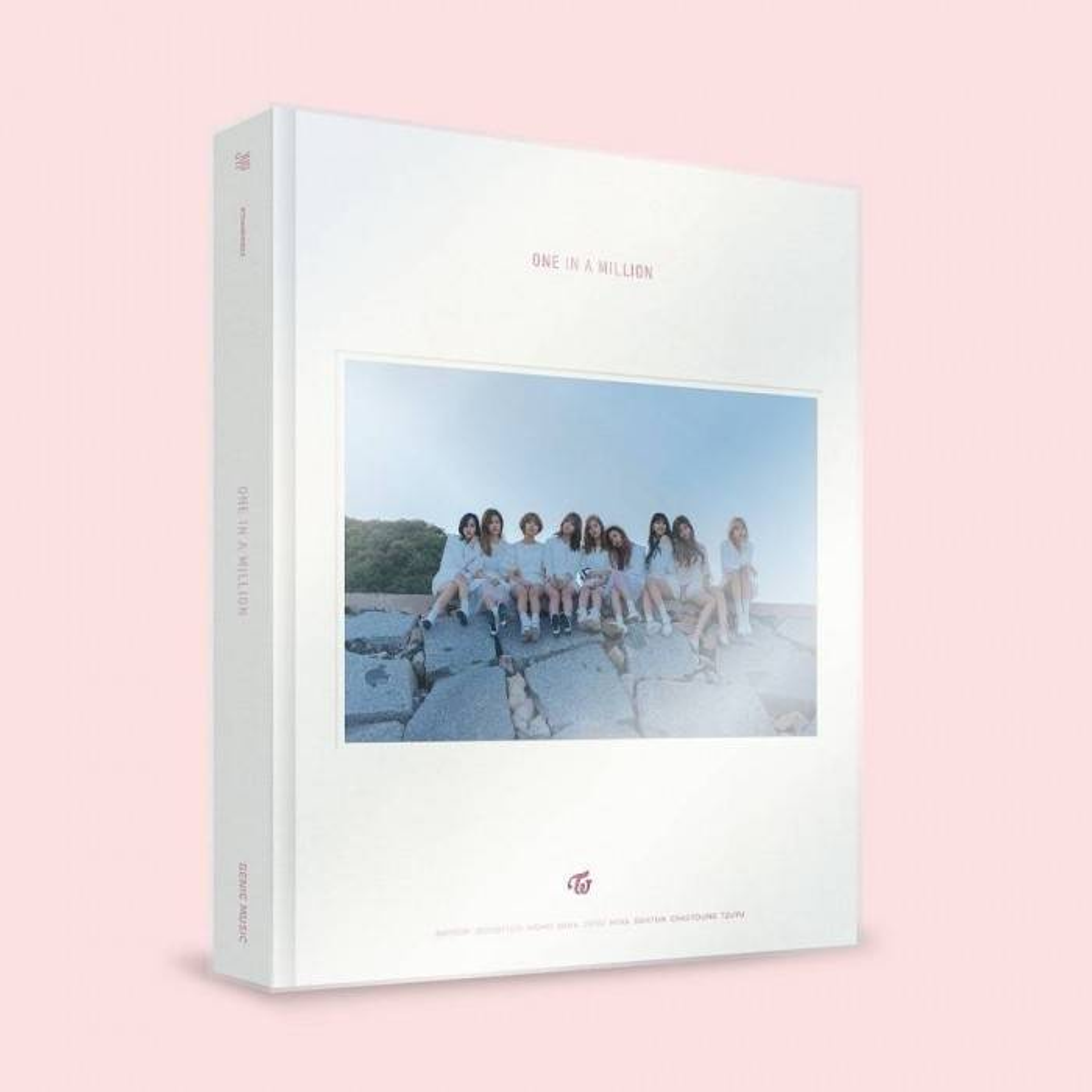Twice - Twice 1st Photobook One In a Million